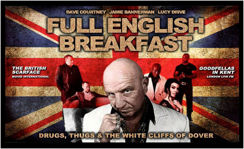 Jamie Bannerman stars in Full English Breakfast
